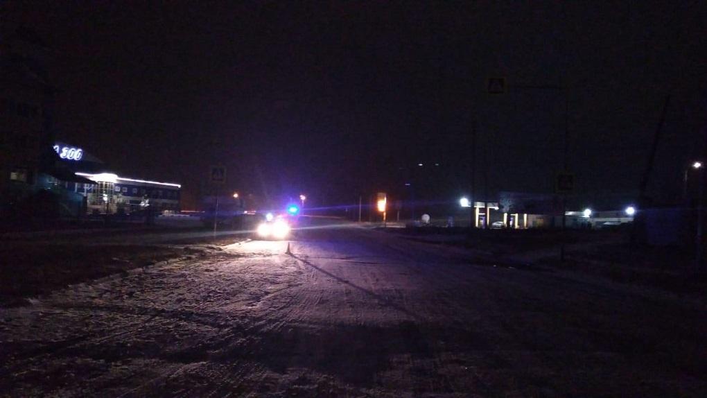 В Новосибирской области водитель насмерть сбил пенсионерку и скрылся с места ДТП