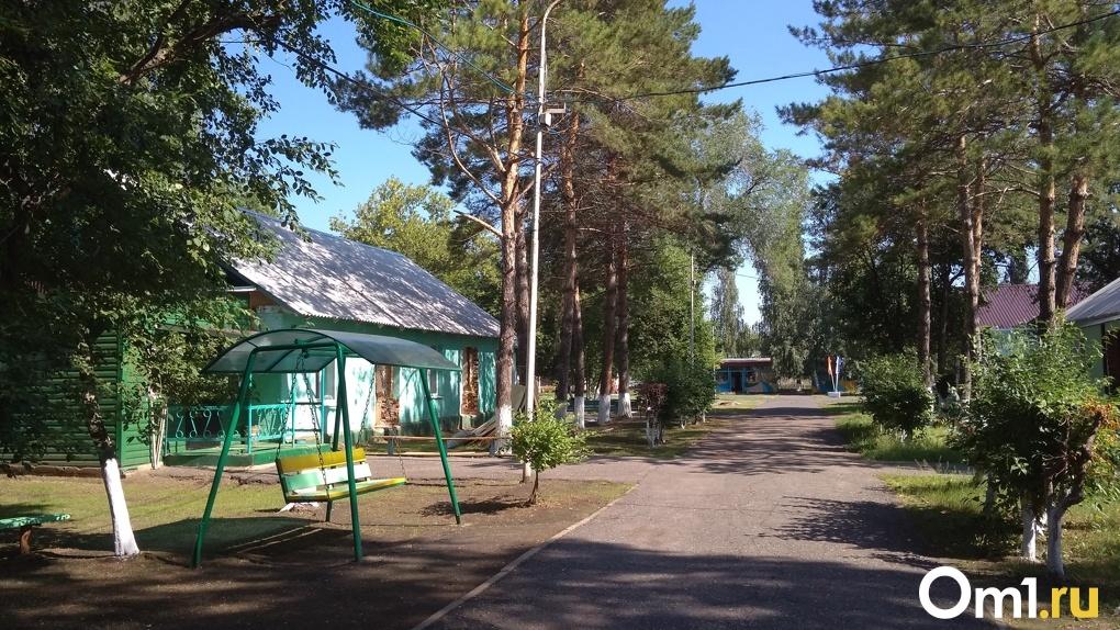 «Весело, вкусно и безопасно»: в Омске ремонтируют летние лагеря для детей