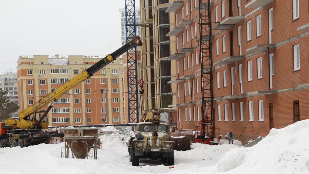 120 млн квадратов в год: названы новые меры поддержки российских застройщиков