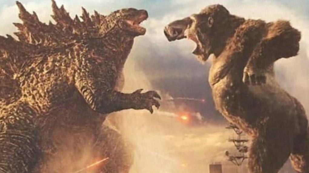 Новосибирцам показали первые кадры фильма «Годзилла против Конга»