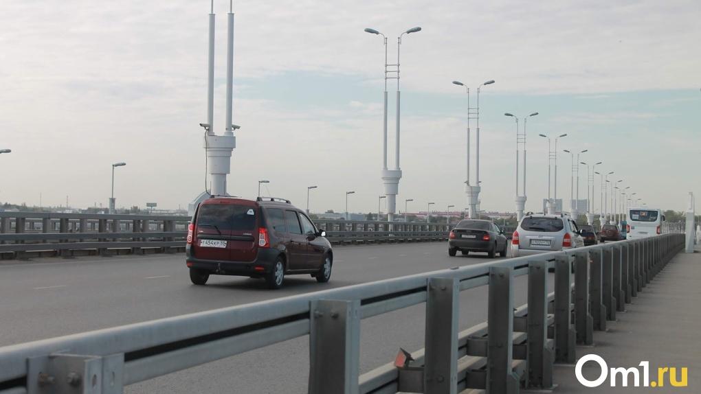 Метромост в Омске не будет закрыт на ремонт