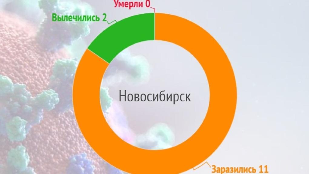 Коронавирус в России и Новосибирске: актуальные данные на 6 апреля