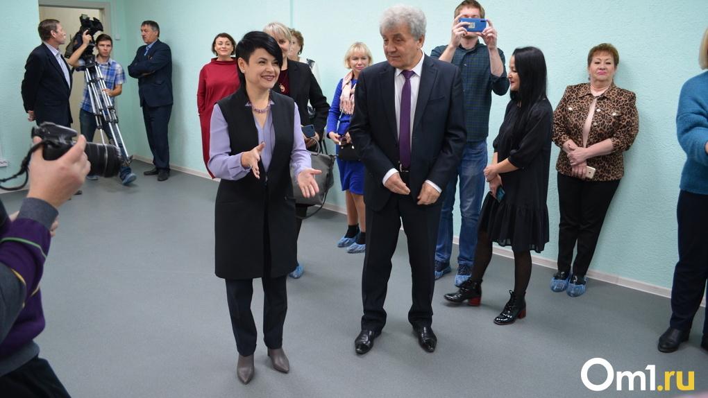 В Омске на Левобережье открылся Центр талантов «Шанс»