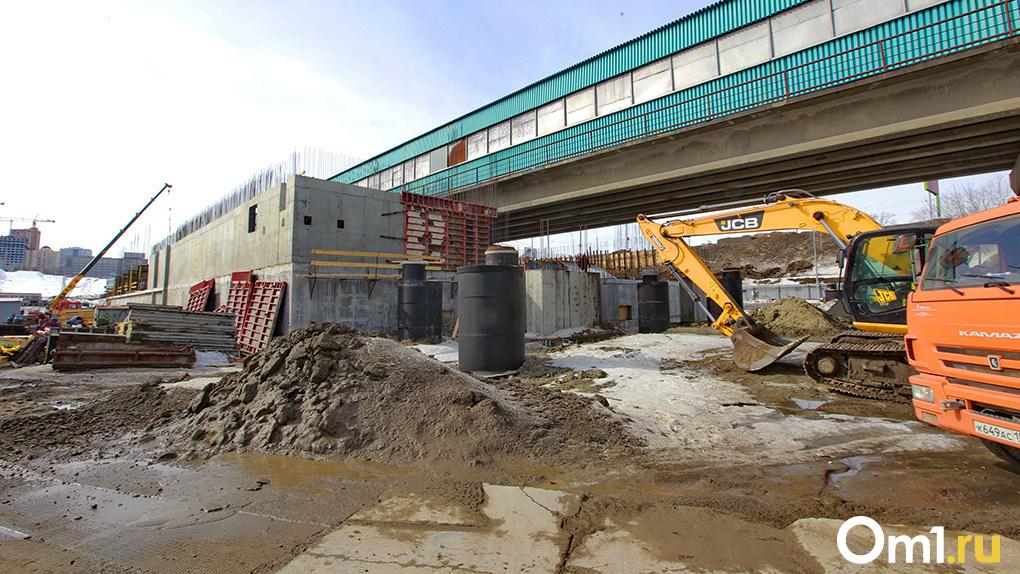 Стало известно, когда завершат строительство станции метро «Спортивная» в Новосибирске
