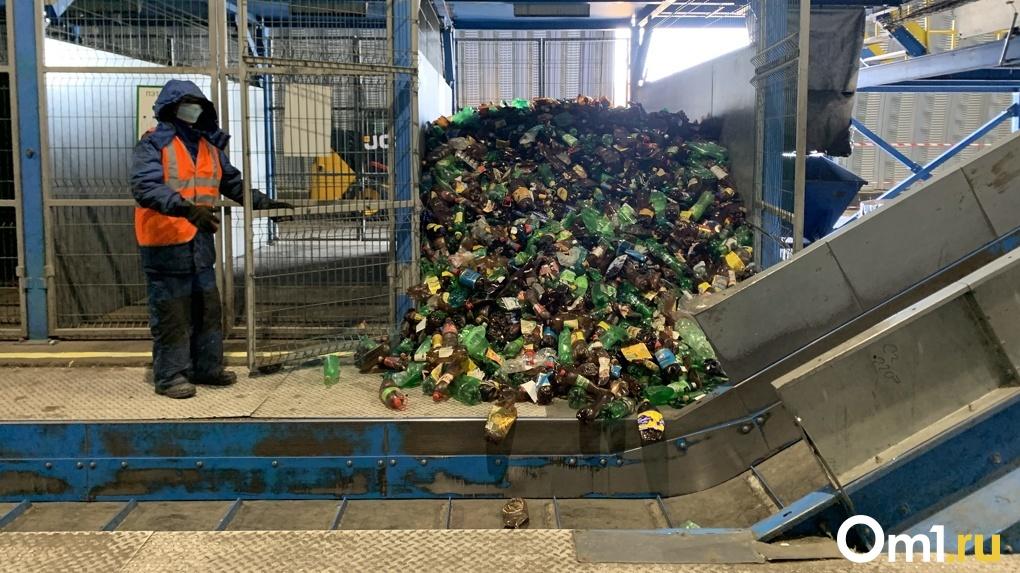 130 тысяч тонн в год: вблизи Новосибирска запустят мусоросортировочный завод