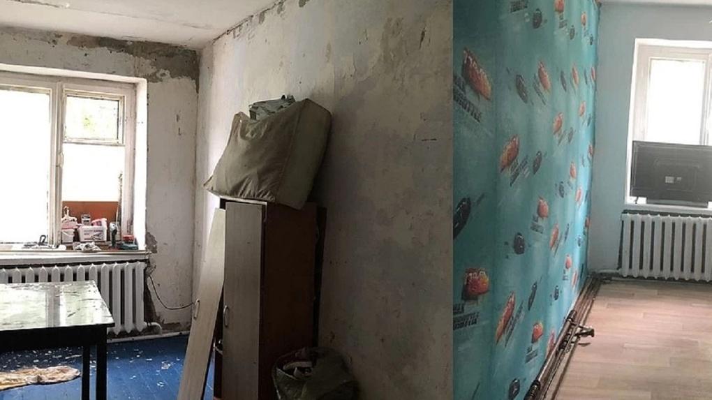 Новосибирцы затравили в сети многодетную мать, которой добровольцы помогли отремонтировать квартиру