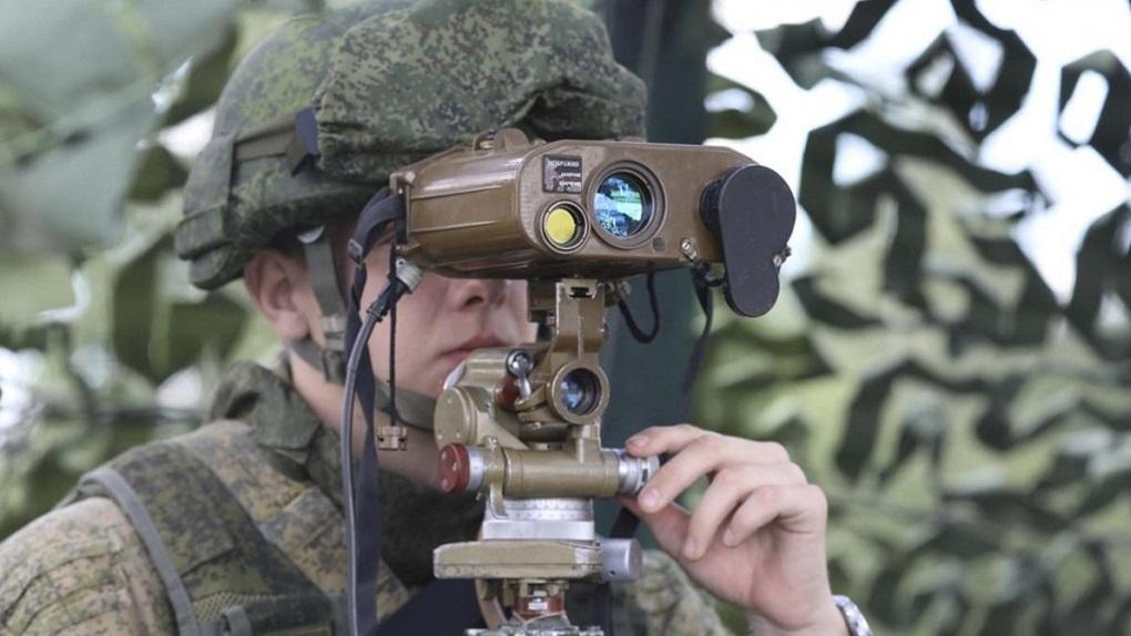 Под Новосибирском открылась выставка современной военной техники