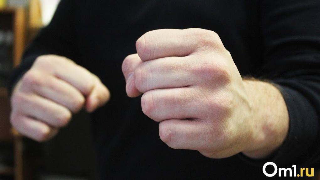 Малолетнего дебошира-уголовника судят за нападение на полицейского в Новосибирске