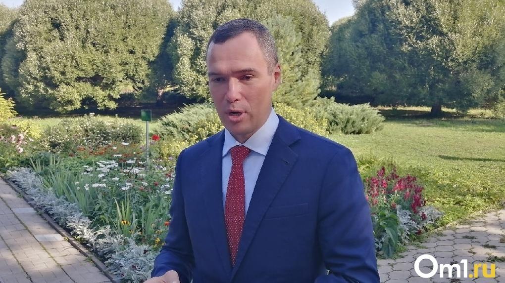 Илья Лобов рассказал о том, по какой части дендросада имени Гензе будут проводиться общественные слушания
