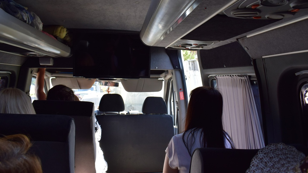 Кондиционеры в омских автобусах включают только по желанию водителей