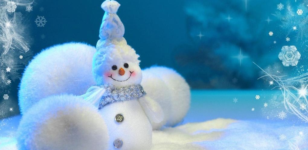 В Омске пройдет парад снеговиков