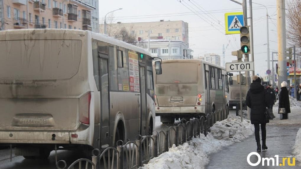 «Доходы покрывают только половину затрат». С улиц Омска 7 марта исчезнет ещё один автобусный маршрут