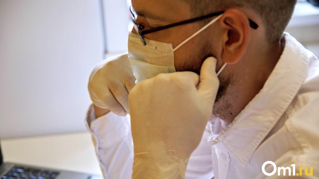 За сутки почти 3,5 тысячи новосибирцев обратились к медикам с жалобами на ОРВИ