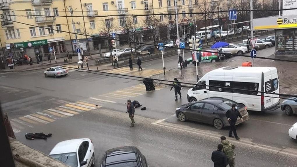 Убили двоих силовиков. На проспекте Путина в Грозном произошла перестрелка