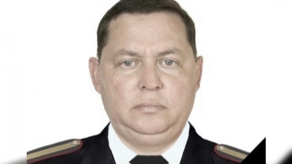 В Омской области скоропостижно умер старшина полиции