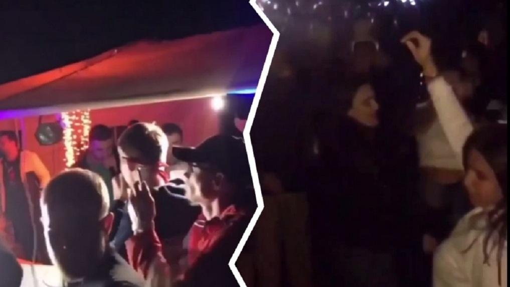Вечеринка во время пандемии: в Новосибирске участника скандальной тусовки оштрафовали за отсутствие маски