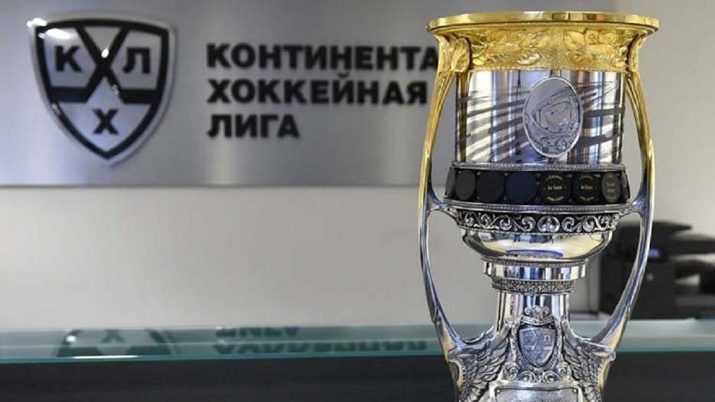 «Авангард» чемпион? Кубок Гагарина приехал в Омск