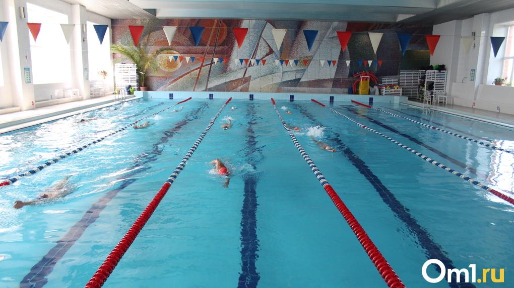 Осенью в Кировском районе Новосибирска откроют бассейн за 205 млн рублей