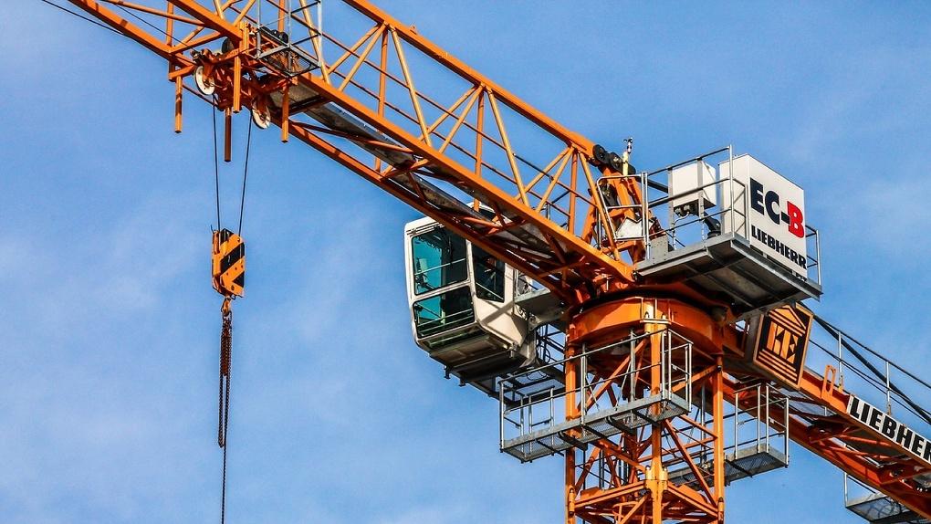 Новосибирского монтажника зажало насмерть на башенном кране