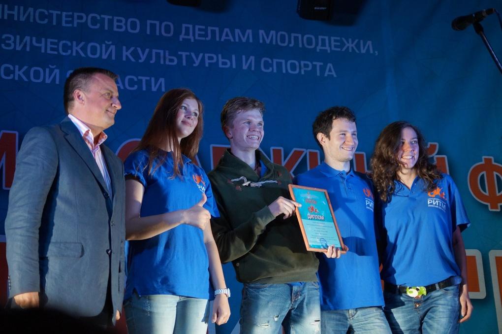 19 проектов молодых омичей получили государственную поддержку
