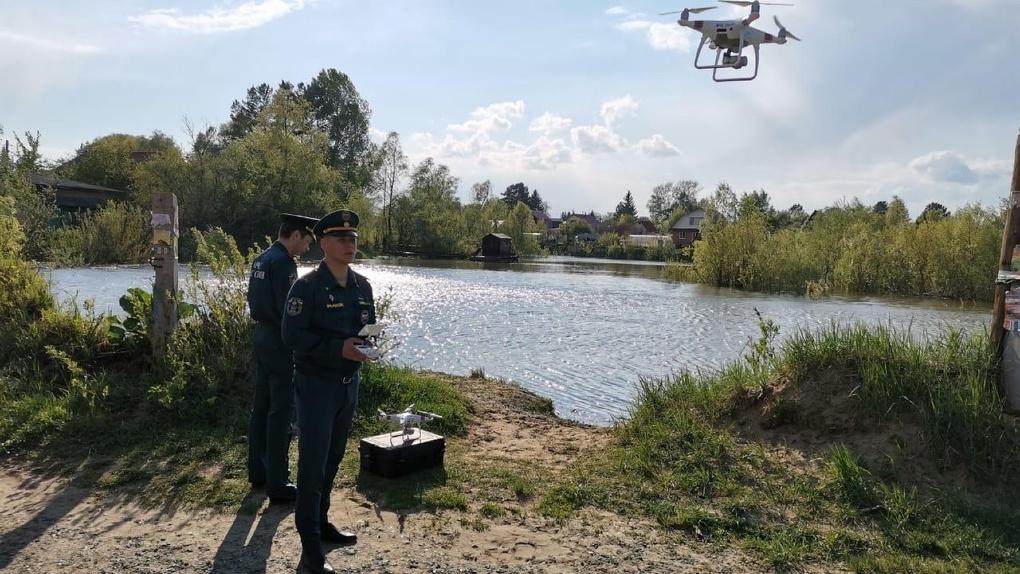 Угроза затоплений в Новосибирской области: уровень воды в Оби приближается к опасной отметке