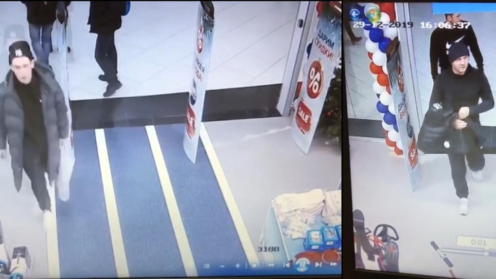 Пуховые грабители: крупный торговый центр в Новосибирске лишился зимних вещей