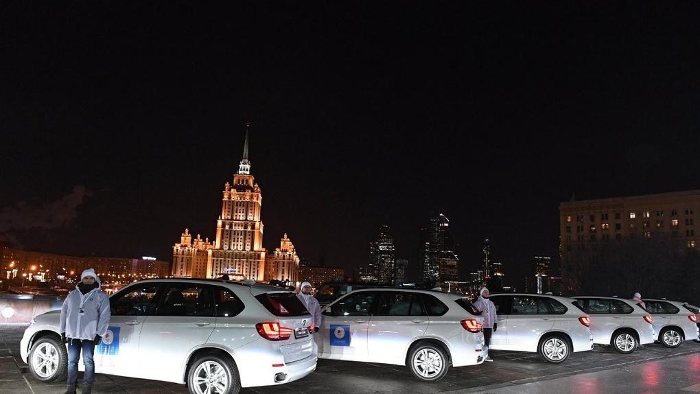 За победу на Олимпиаде омич получил BMW X6