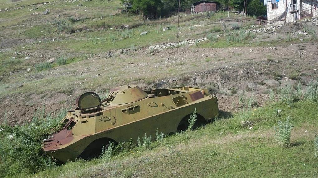 В Нагорном Карабахе опять война? Следим за конфликтом между Арменией и Азербайджаном. Обновляется
