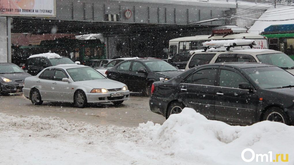 Дождь со снегом обрушатся на Новосибирск в последний день зимы