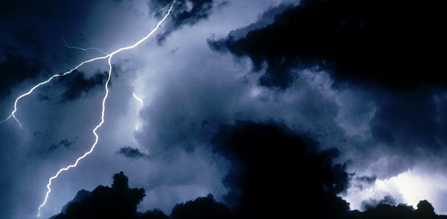 На Омскую область надвигается буря с градом