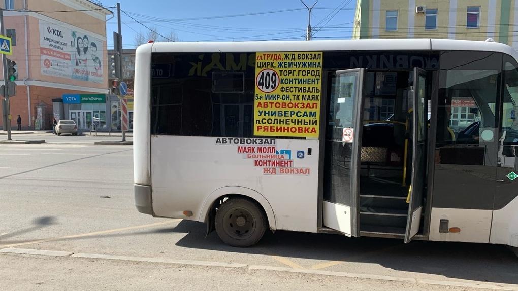 Омский автовокзал отменил рейсы в районы