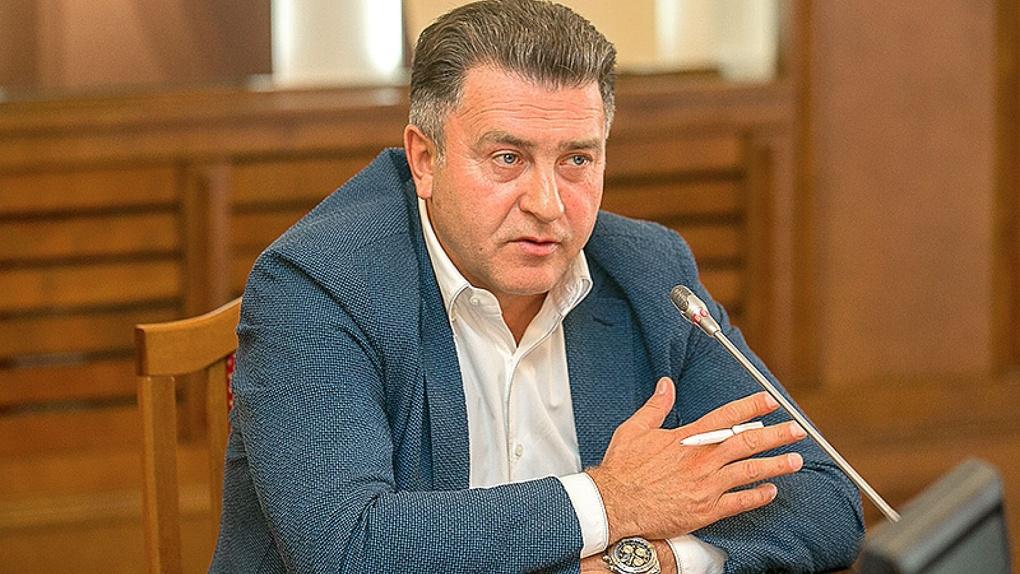 Спикер парламента Новосибирской области Андрей Шимкив стал лидером рейтинга «Медиалогии»