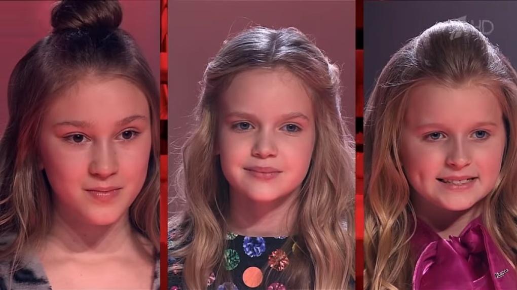 Новосибирская школьница вошла в финал шоу «Голос. Дети»