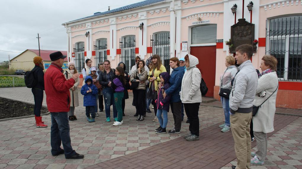 В Омске состоится первый экскурсионный флешмоб