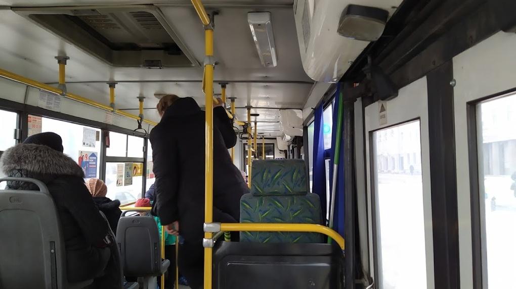 Омичам разрешили использовать льготные карты для проезда по городу