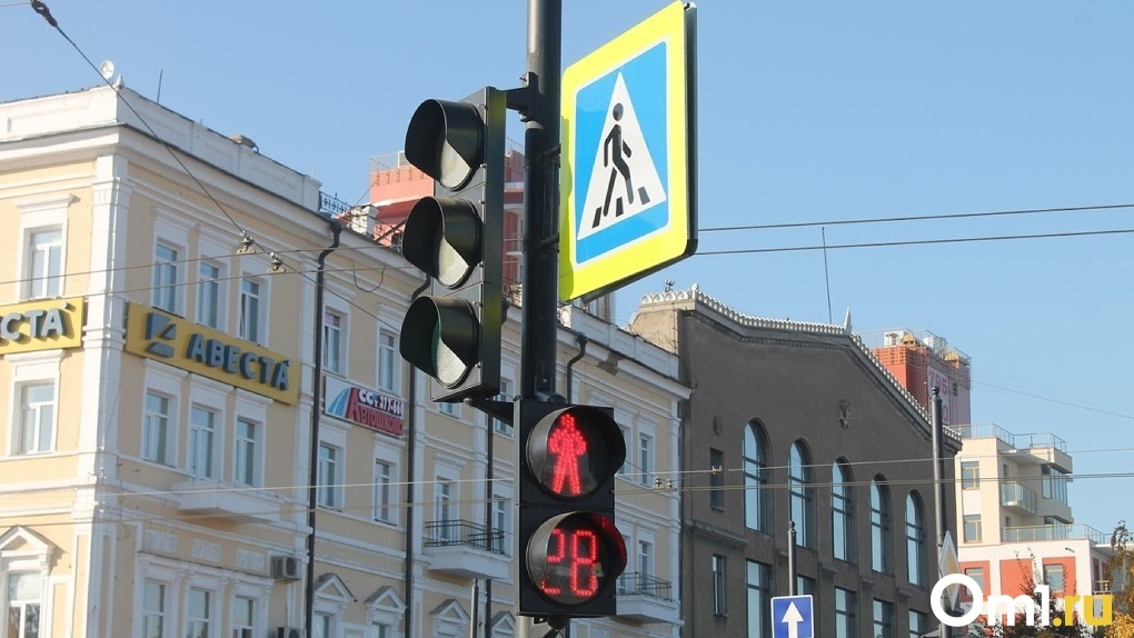 В Омске откорректируют работу светофора