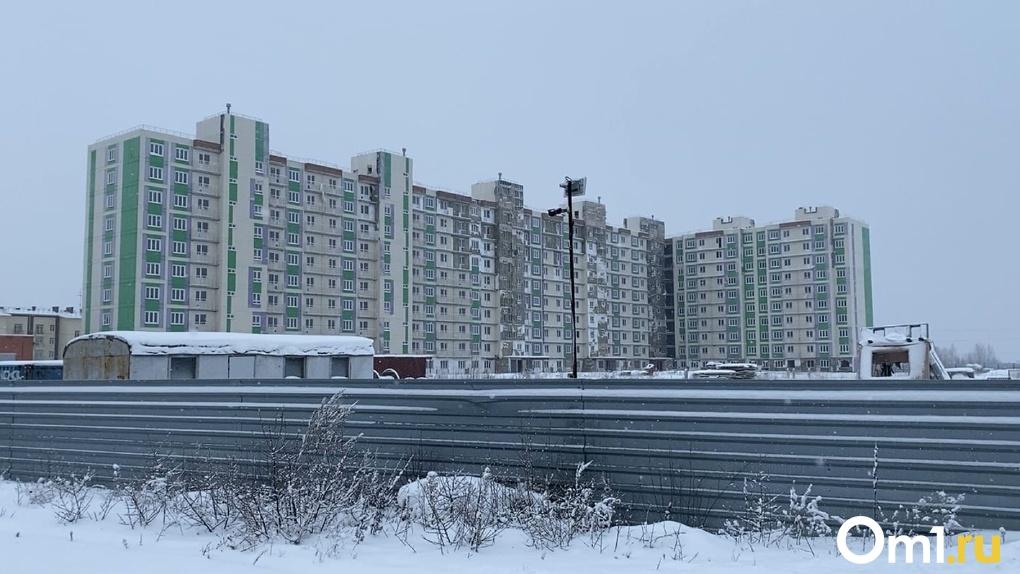 Власти назвали новые сроки помощи обманутым дольщикам новосибирского ЖК «Новомарусино»
