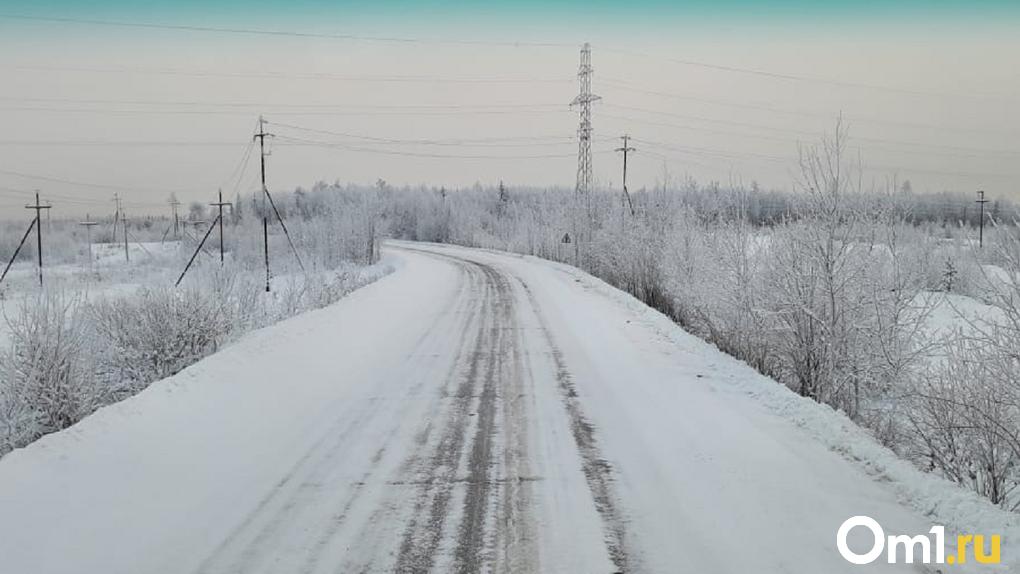 Дороги открыты. Омичи вновь могут добраться до Казахстана на машине