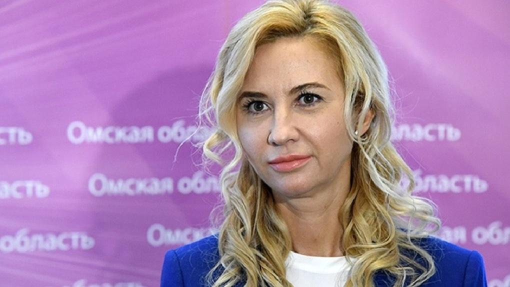 «Мы сохранили сразу две жизни». Министр Ирина Солдатова рассказала, как помогла спасти омскую роженицу