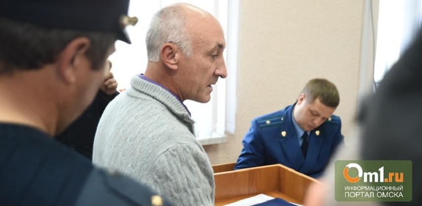 Омская прокуратура требует с Гамбурга и Меренкова 130 миллионов