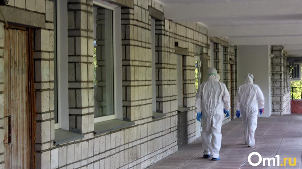 355 погибших: 59-летняя женщина скончалась от коронавируса в Новосибирской области