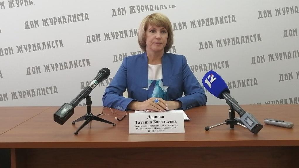 Министр образования Омской области проверила питание сельских школьников