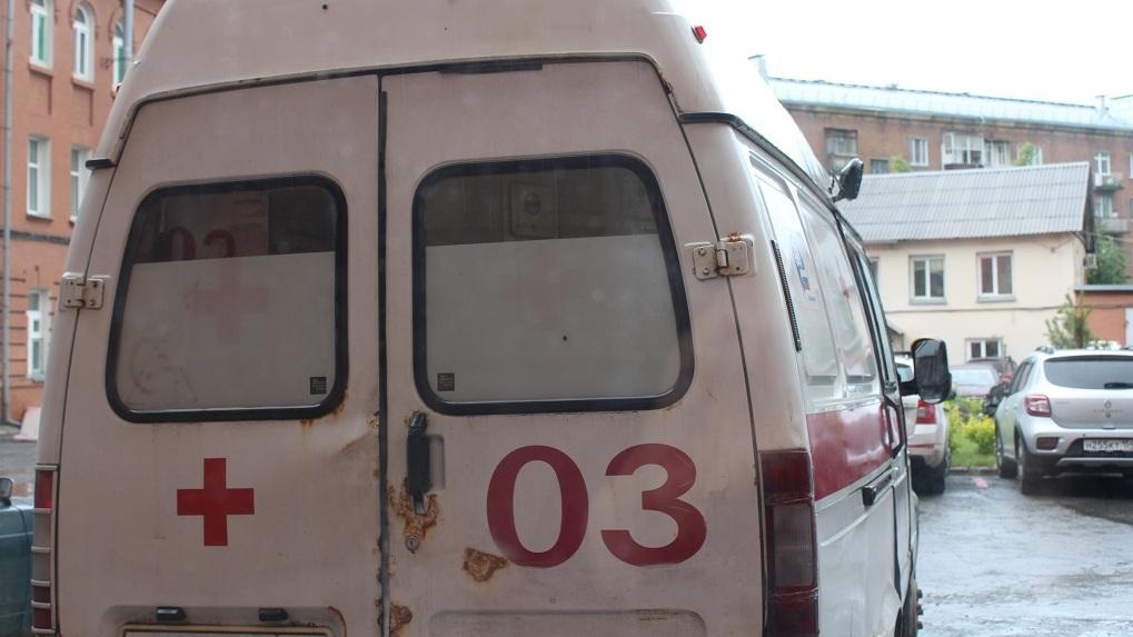 Новосибирца обнаружили мёртвым в эвакуаторе