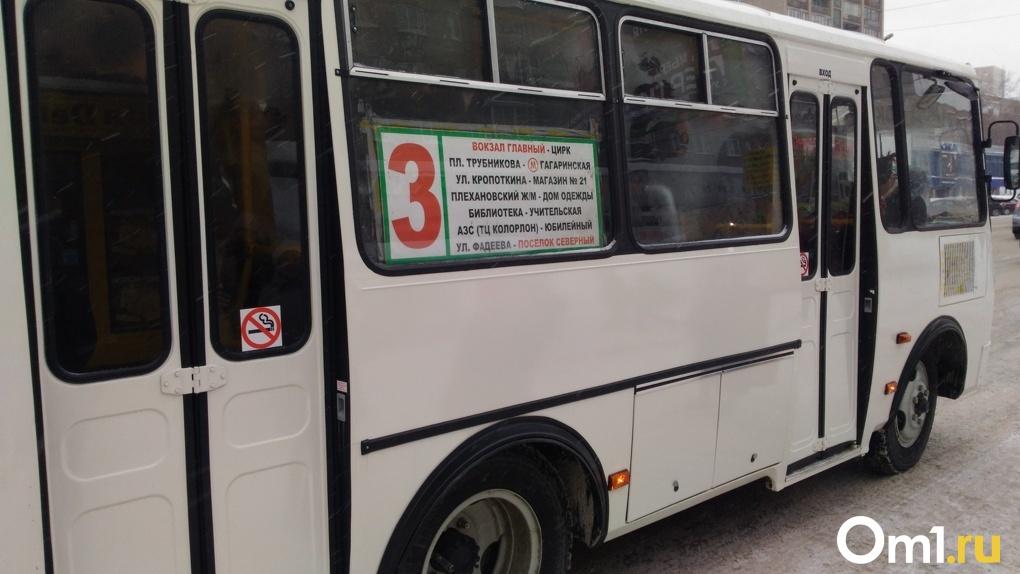 Общественный транспорт в Новосибирске возвращается к работе в штатном режиме