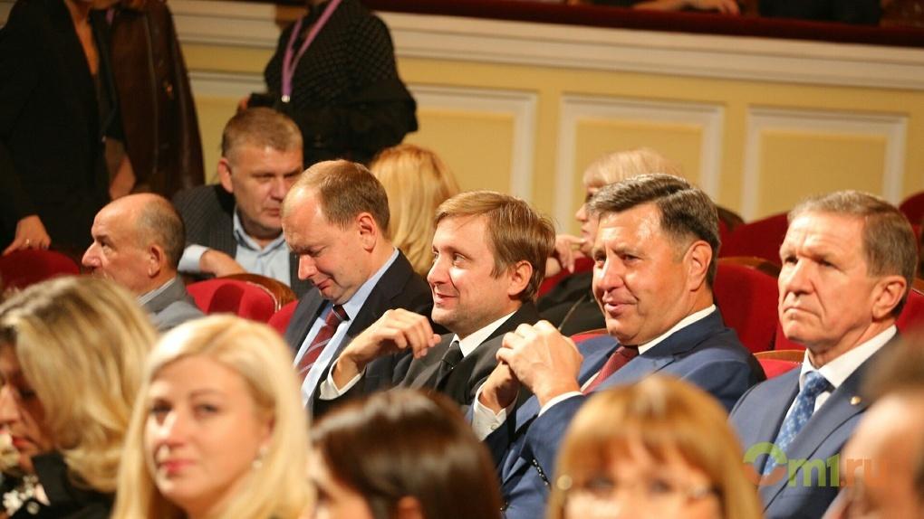 Сын Никиты Михалкова вступился за омского депутата Калинина