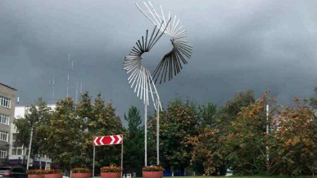В Новосибирске появится арт-объект «Танец птиц»