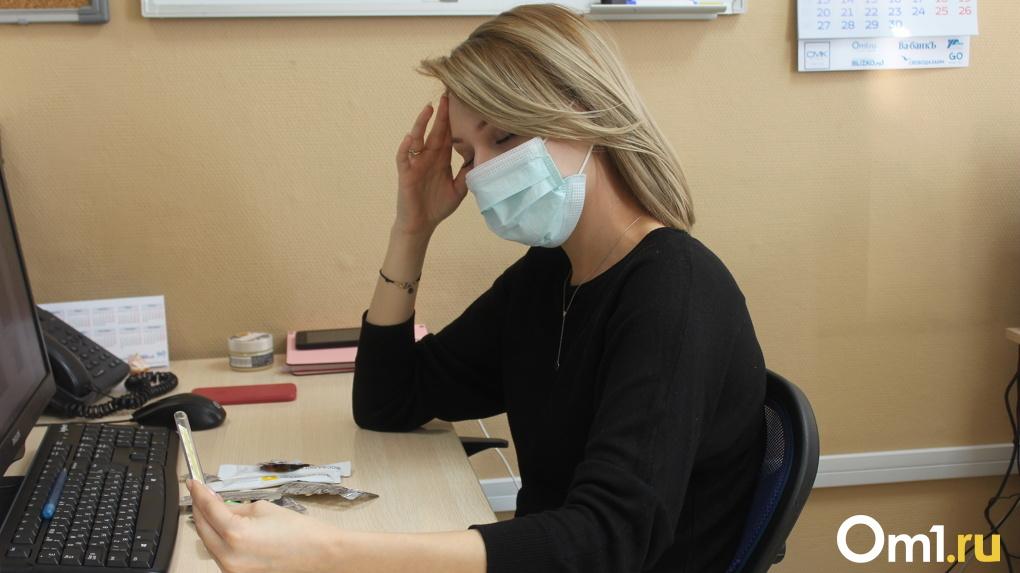 Ещё две жертвы: в Новосибирской области 341 человек скончался от коронавируса