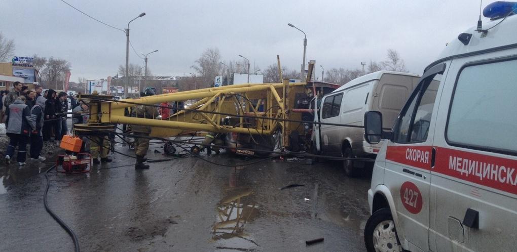Омская компания «Жилстрой» заплатит девять миллионов за смертоносное падение башенного крана