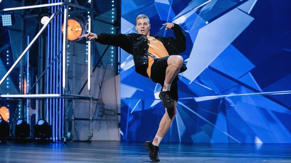 Омич стал участником в последнем сезоне шоу «ТАНЦЫ»
