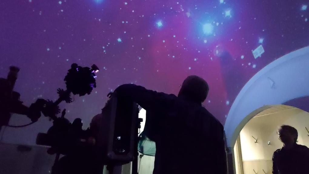 Омский планетарий после трёх лет скитаний по временным площадкам вернулся в ОмГПУ